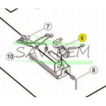 Bobine électronique poêles à pétrole QLIMA SRE1228, SRE1230, SRE1328, SRE1330