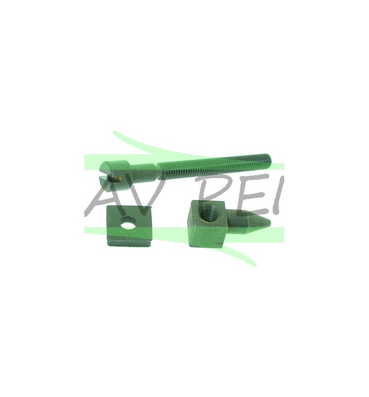 Tendeur de chaine tronçonneuse HUSQVARNA - JONSERED 51 - 181 - 288 - 625