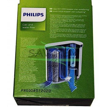 Filtre anti-calcaire CA6903 pour les expressos SEACO, PHILIPS