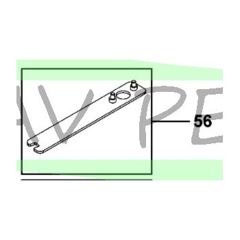 Clé de serrage meuleuse BLACK & DECKER KG751
