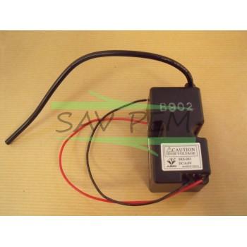 Electrode d'allumage pour poêle à pétrole KANZAI 243, KERO 263, SQUALL 263