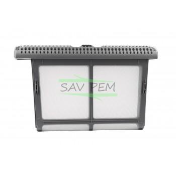 Filtre à peluche DE61-02473B sèches linges SAMSUNG SDC14719, DV70H4300CW