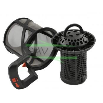 Filtre fond de cuve 140064682010 pour lave vaisselle AEG, ELECTROLUX, FAURE