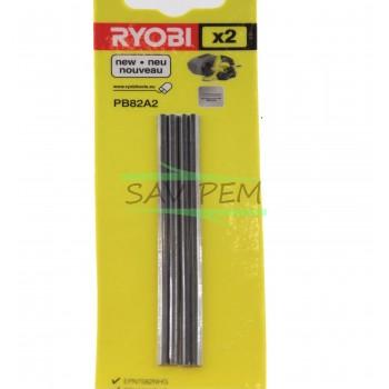 Couteaux pour Rabot MAFELL EHU82, MHU82
