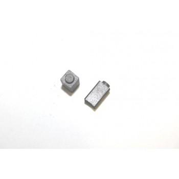 Charbons 376143 X2 pour outils BLACK & DECKER