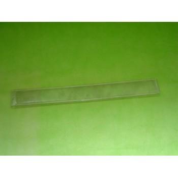 Cache lampe plastique pour les hottes Glem XHD55, XHD54
