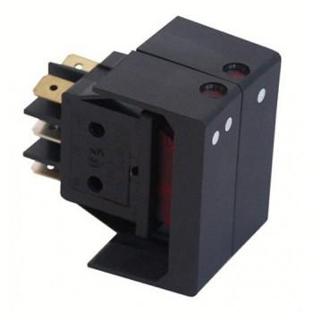 Interrupteur double pour radiateur DELONGHI 310920