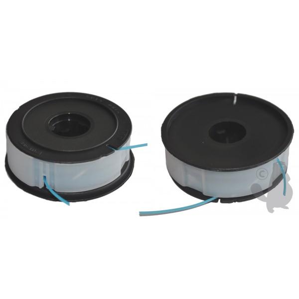 bobine fil coupe bordure diam tre du fil 2 mm gardena. Black Bedroom Furniture Sets. Home Design Ideas