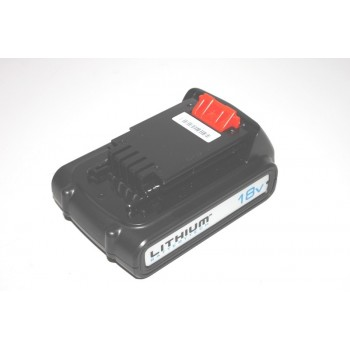 Batterie 18V - 1.5AH - 27WH pour outils BLACK + DECKER