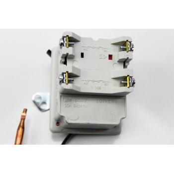 Thermostat BSD2 COTHERM pour chauffe eau domestique, thermostat bipolaire