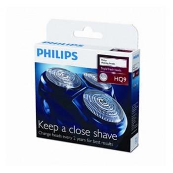 Tetes de rasages HQ9/50 pour rasoir PHILIPS HQ6720 HQ8100 HQ8140 HQ8142 HQ8160