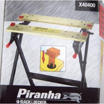 Cale serrage Black & Decker 807530-02, X40400-XJ pour établis Workmate