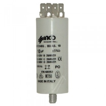 Condensateur 10 MF / 450 VOLT