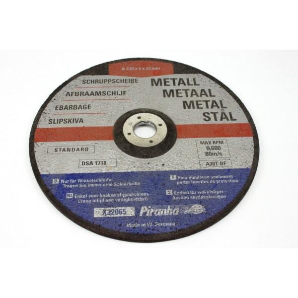 disque a ebarber diametre 230 sav pem