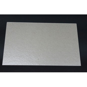 Plaque Mica Universelle pour micro-ondes, Dimensions 200 mm x 130 mm