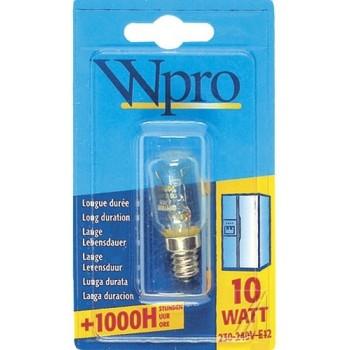Ampoule LRU009 10 Watt type E12 a vis pour frigo américain