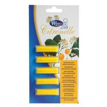 Desodorisant citronnelle ACT050 pour tous les aspirateurs