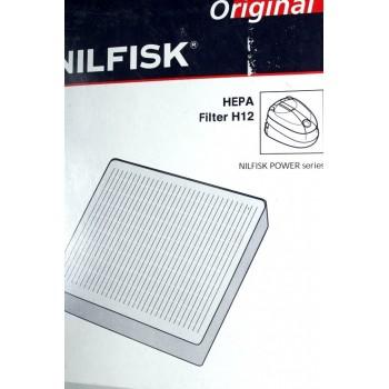 FILTRE HEPA POUR ASPIRATEURS NILFISK POWER