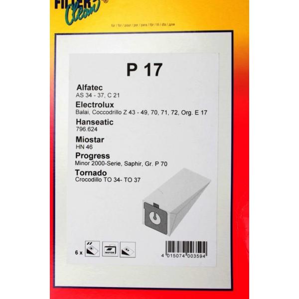 Sac aspirateur ELECTROLUX Z72
