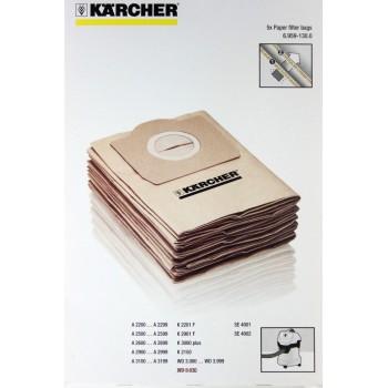 Sacs pour aspirateurs KARCHER a2000, a2299, a2500, a2599
