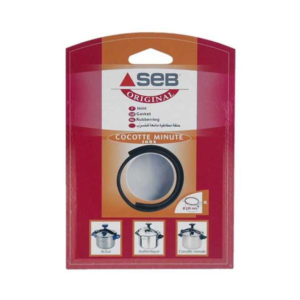 Joint autocuiseur seb authentique 8 litres inox ou for Inox ou aluminium cuisine